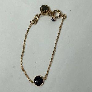 Marc Jacob Gold Black Druzy Bracelet Jewelry